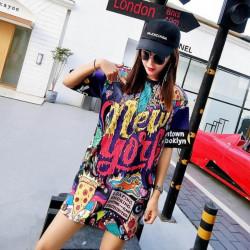 camiseta / vestido New York
