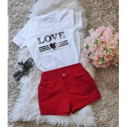 Conjunto New collection Love